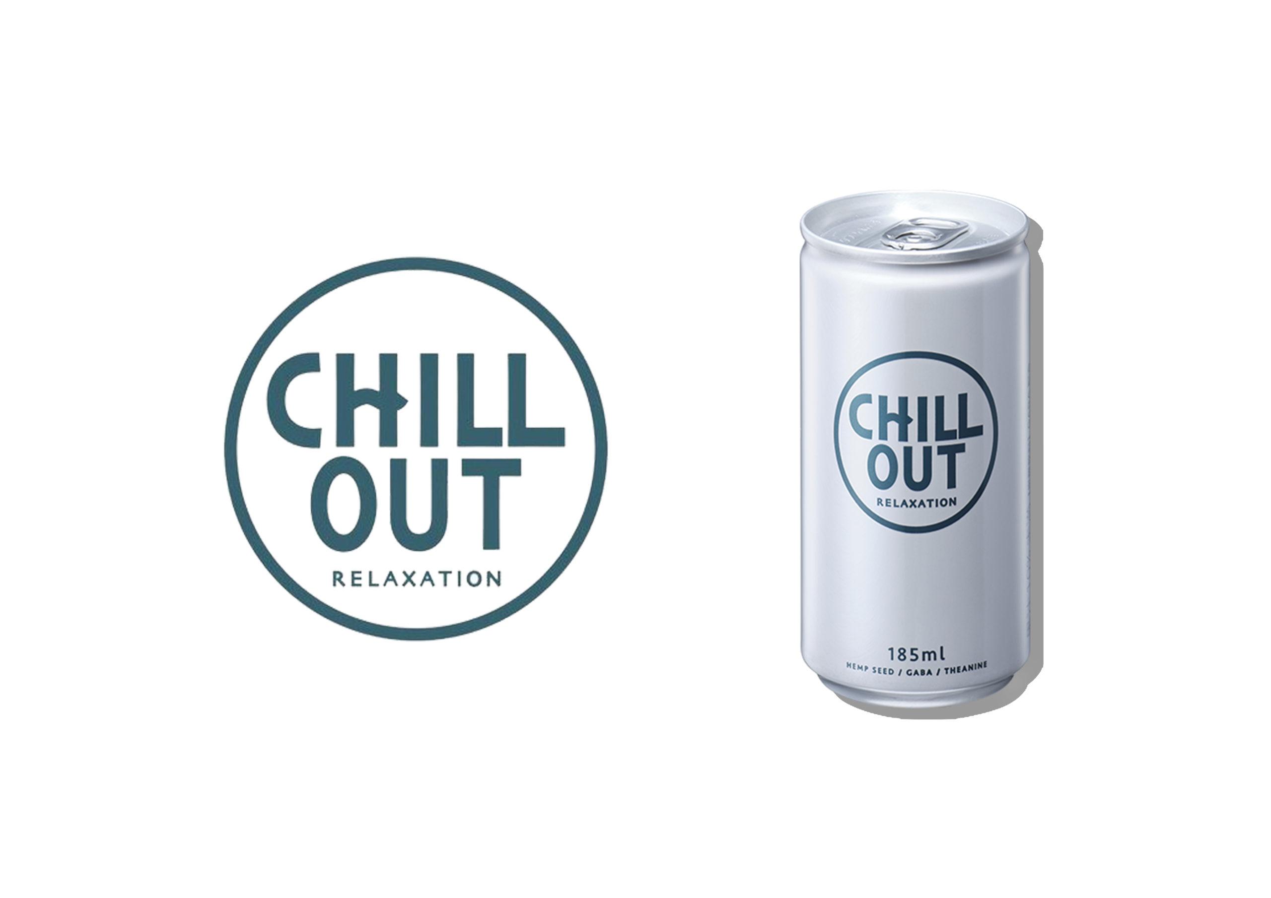 新感覚!! AIを使って開発された、リラクゼーションドリンク「CHILL OUT」