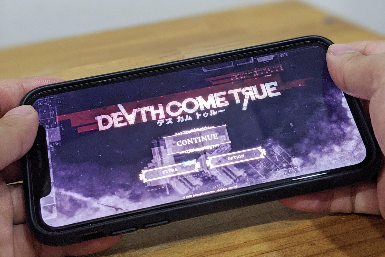 実写映画がゲームに?「Death Come True」プレイレビュー。新感覚の選択ゲーム。