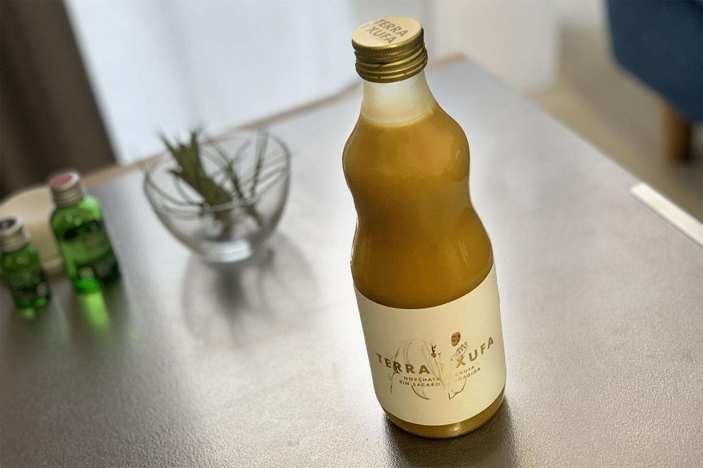 スペインで人気の「オルチャータ」という飲み物を取寄せてみた。