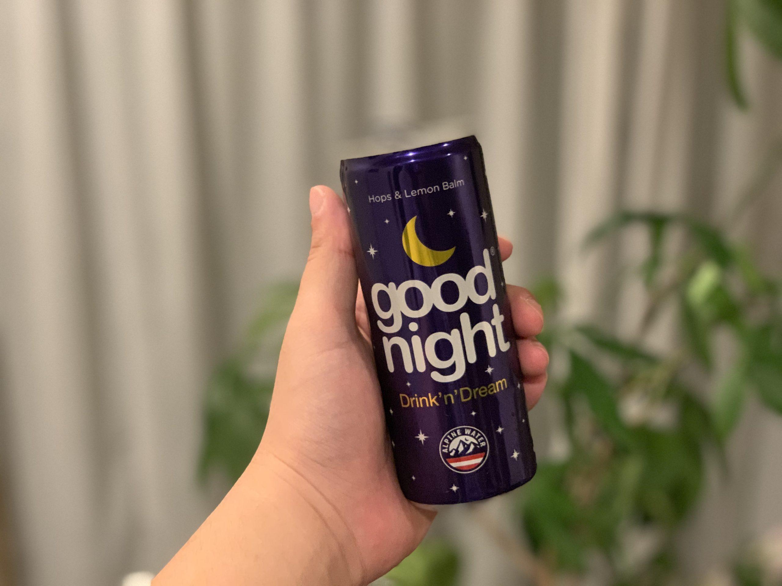 オーストラリア発!!リラクゼーションドリンク「good night」