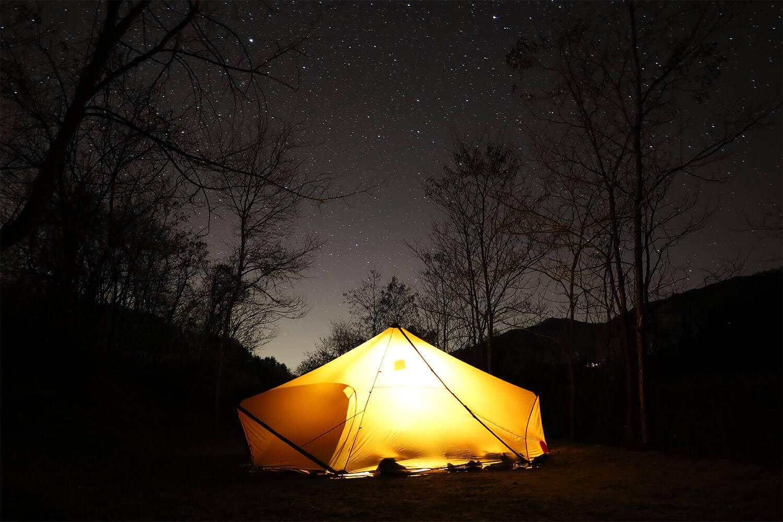 尾瀬高原オートキャンプ場で2泊3日の撮影記録。のんびりと川・星を眺めるキャンプ。