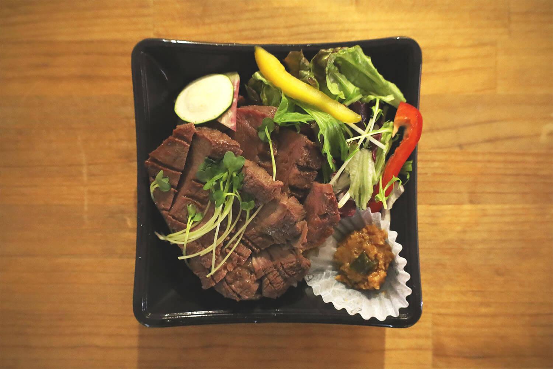 「肉厚牛タン丼」を喰らう。牛たん専門店せんりをUber Eatsで。