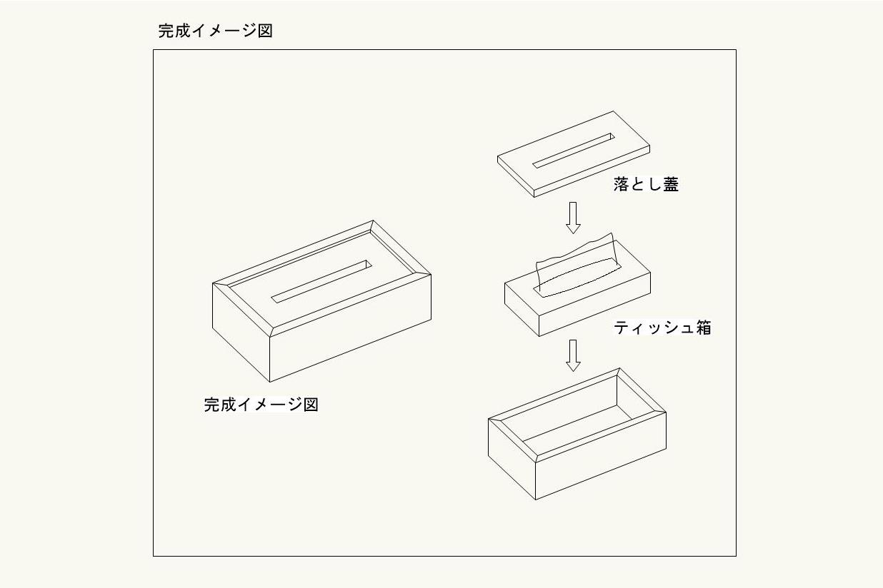 Vectorworksで陰線消去レンダリングでアイソメ図を作る方法