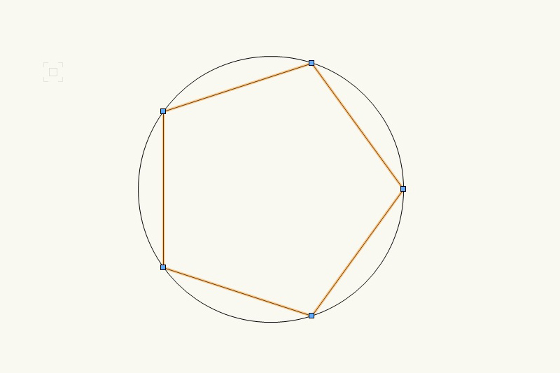 Vectorworksで正円・円弧を等分割する「円弧から線分」の使い方