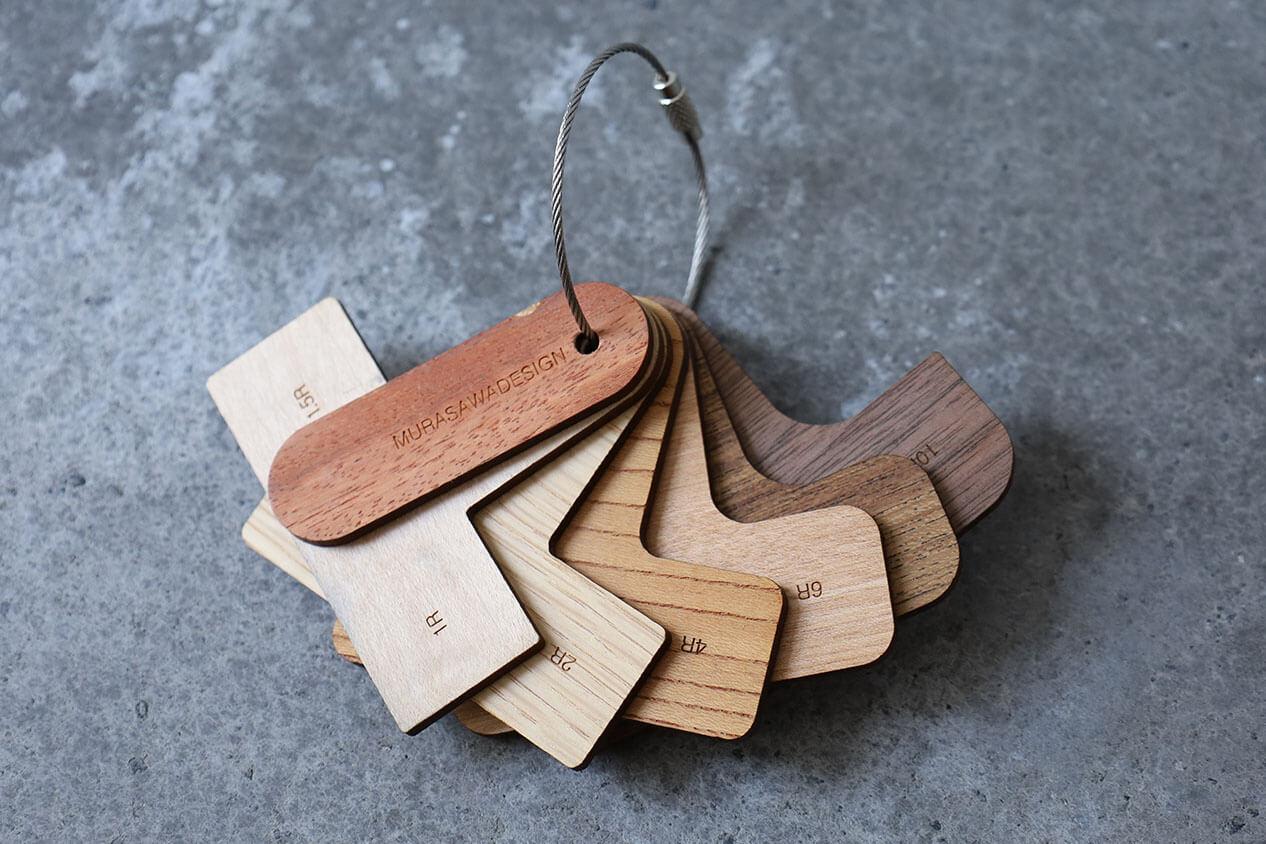 設計者なら惚れる。木製の「R定規」
