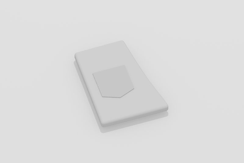 Vectorworks 3Dフリー素材「折り畳みズボン」を作りました