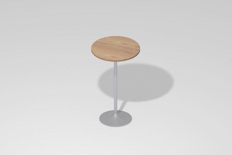 Vectorworks 3Dフリー素材「ハイテーブル」を作りました