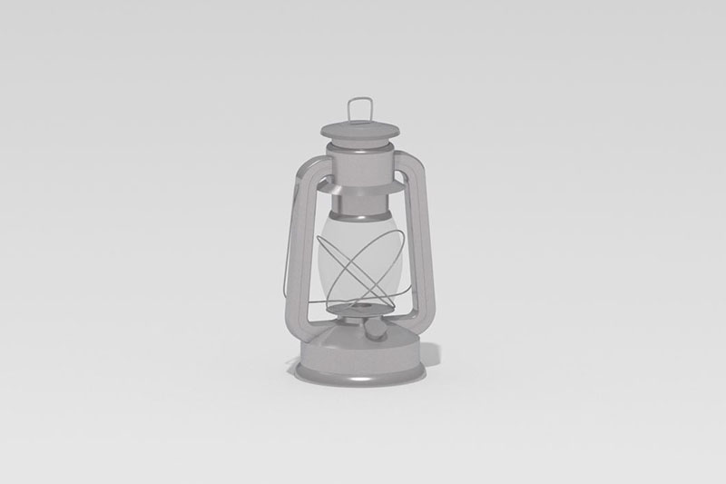 Vectorworks 3Dフリー素材「ランタン」を作りました