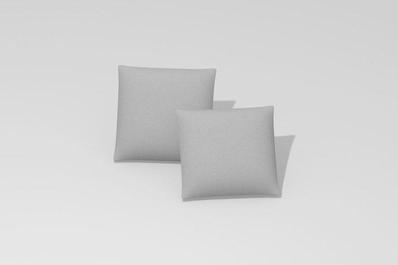 Vectorworks 3Dフリー素材「クッション」を作りました